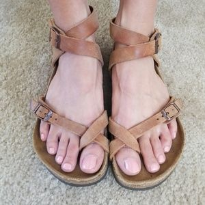 Almost impossible to find Antique Brown Birk
